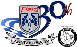 Fiero 30th Anniversary