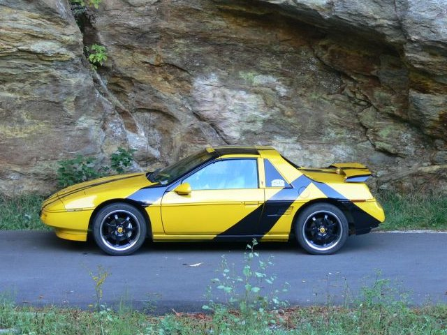 88 Fiero t-top coupe